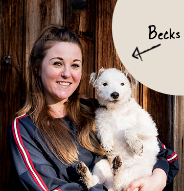 Becks team member picture