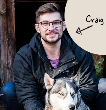 Craig's team member picture