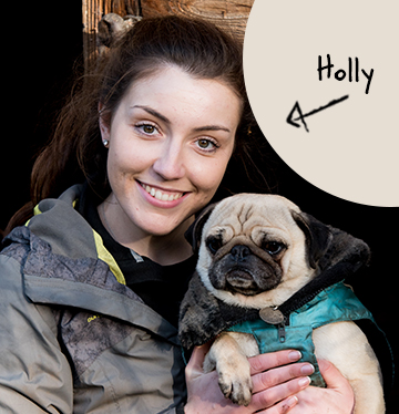 Holly's team member picture