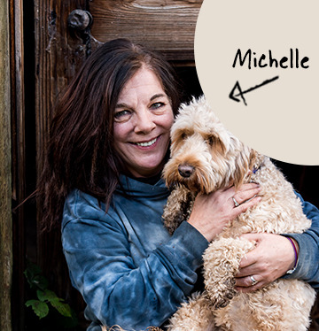 Michelle's team member picture