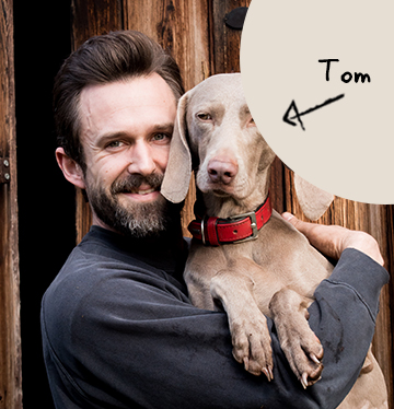 Tom's team member picture