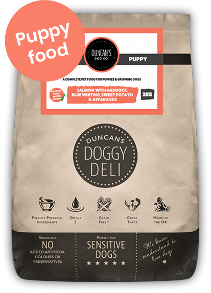 puppy deli bag