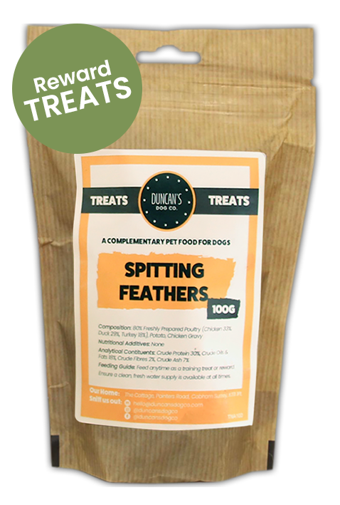 poultry treats pack