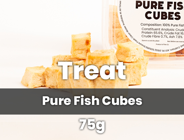 Pure Fish Cubes