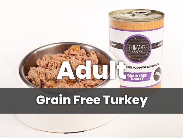 grain free turkey